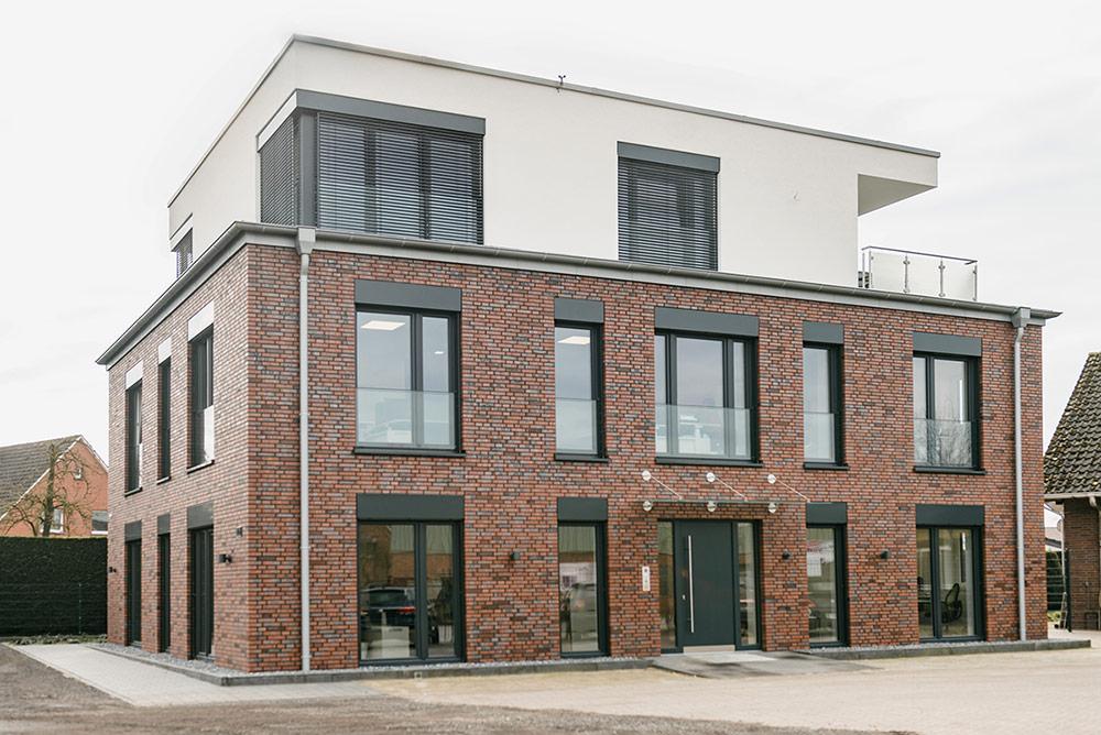 [Translate to Niederländisch:] geoCapture Bürogebäude