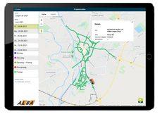 Digitalisierung Straßenreinigung Müllabfuhr