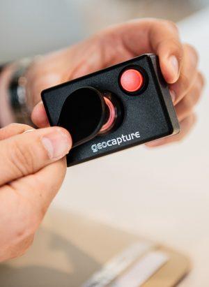 Identifizierung der Fahrer durch RFID Chips