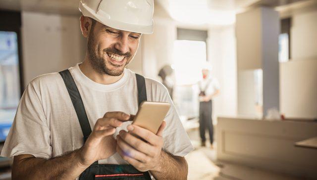 Bautagebuch digital vor Ort auf der Baustelle nutzen