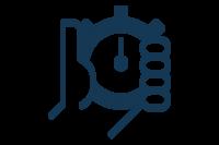 Icon Stempeln per App