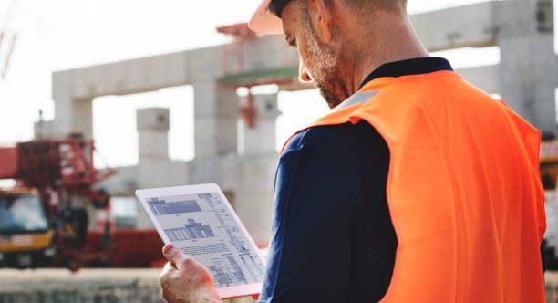 Direktes Erfassen der digitalen Baudokumentation auf der Baustelle