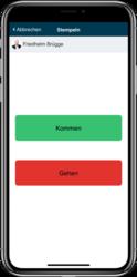 Mobile App für GPS-Ortung