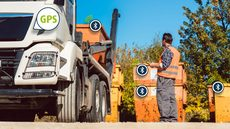Containerortung mit BLE-Beacons