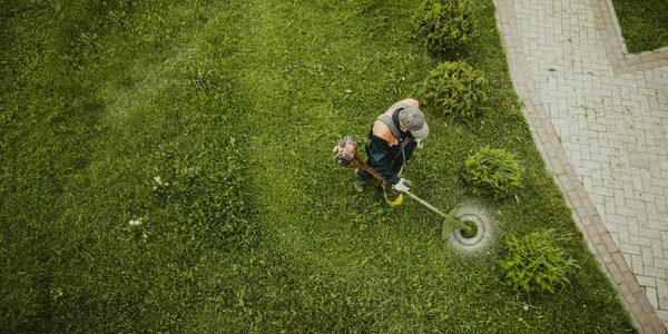 Tourenplanung Grünflächenpflege