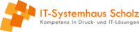 Logo IT-Systemhaus Scholz Cottbus, geoCapture Businesspartner