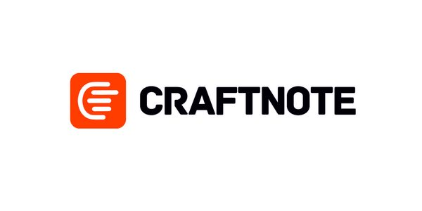 Logo Craftnote, Business Partner