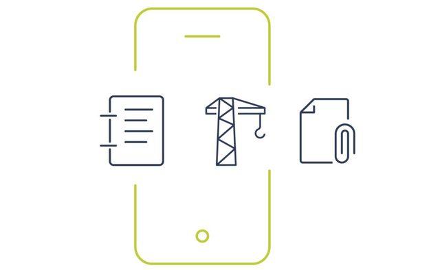 Icon Digitale Formulare