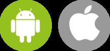 Android und iPhone App