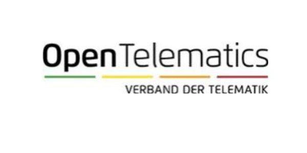 Logo OpenTelematics - wir sind Mitglied
