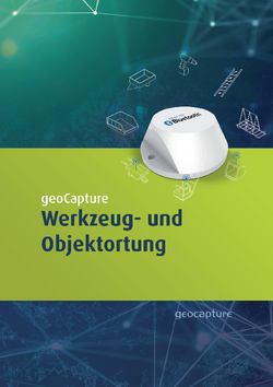 Ortung von Werkzeug und anderen Obejkten   geoCapture Beacons