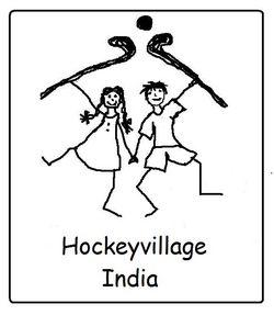 Logo Hockeyvillage India