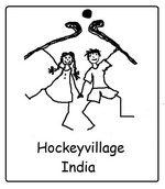 Logo: HOCKEY VILLAGE INDIA FOUNDATION E.V.
