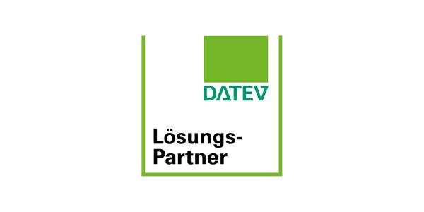 Partnerlogo DATEV